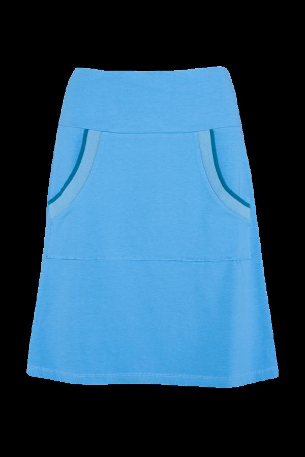 A-Line Skirt Kangaroo Plain CO (LASU 2183) Skirts Image 5