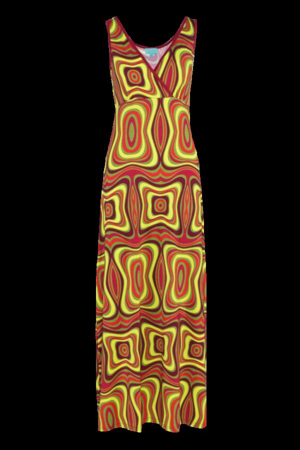 Long dress Wave (LASU 2120) Dresses Summer 21 Image