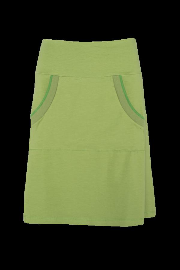A-Line Skirt Kangaroo Plain CO (LASU 2183) Skirts Image 4