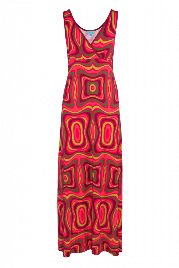 Long dress Wave (LASU 2120) Dresses Summer 21 Image 4