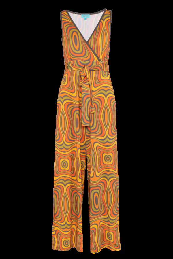 Jumpsuit Wave (LASU 2123) Jumpsuits & Pants Summer 21 Image 4