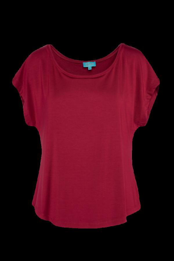 Loose Shirt Plain (LASU 2151) Singlets & Shirts Summer 21 Image 4