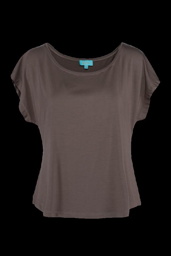 Loose Shirt Plain (LASU 2151) Singlets & Shirts Summer 21 Image 3