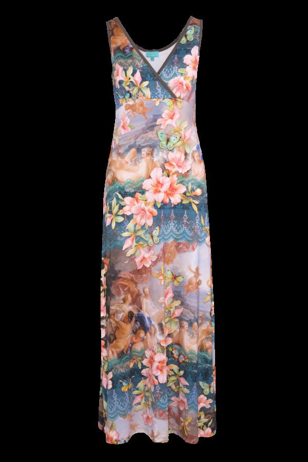 Long Dress Venus (LASU 2110) Dresses Summer 21 Image 3