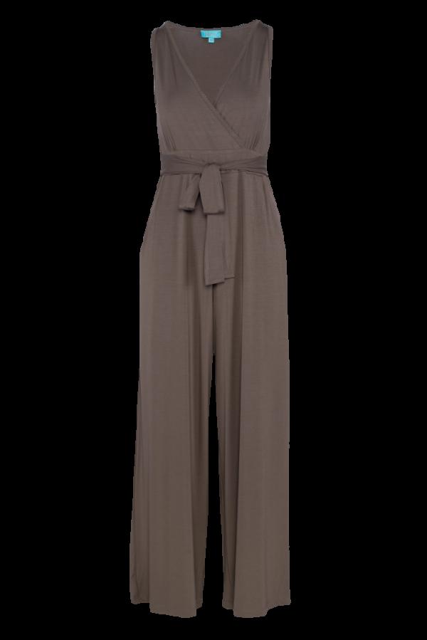 Jumpsuit Plain (LASU 2153) Jumpsuits & Pants Image 3