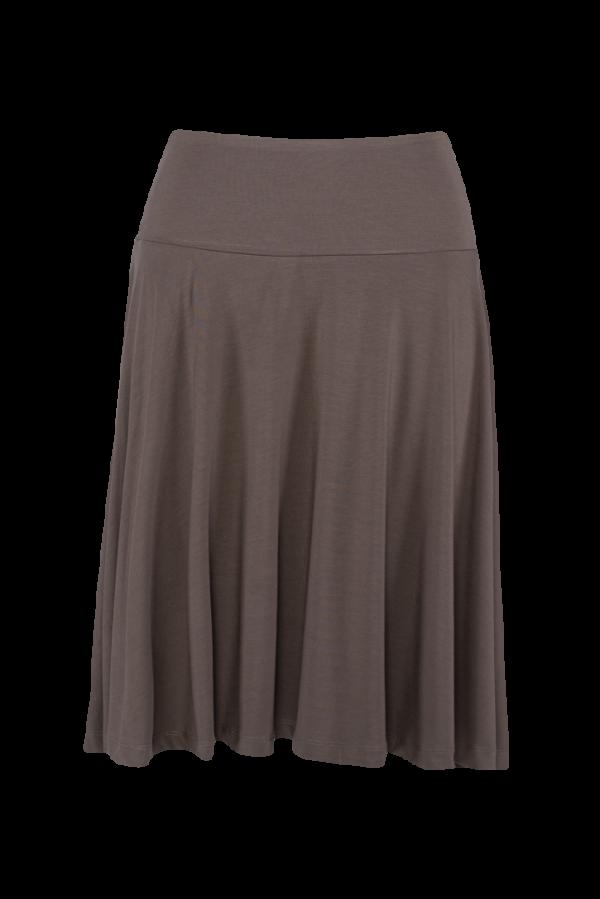 Circle Skirt Plain (LASU 2155) Skirts Image 3