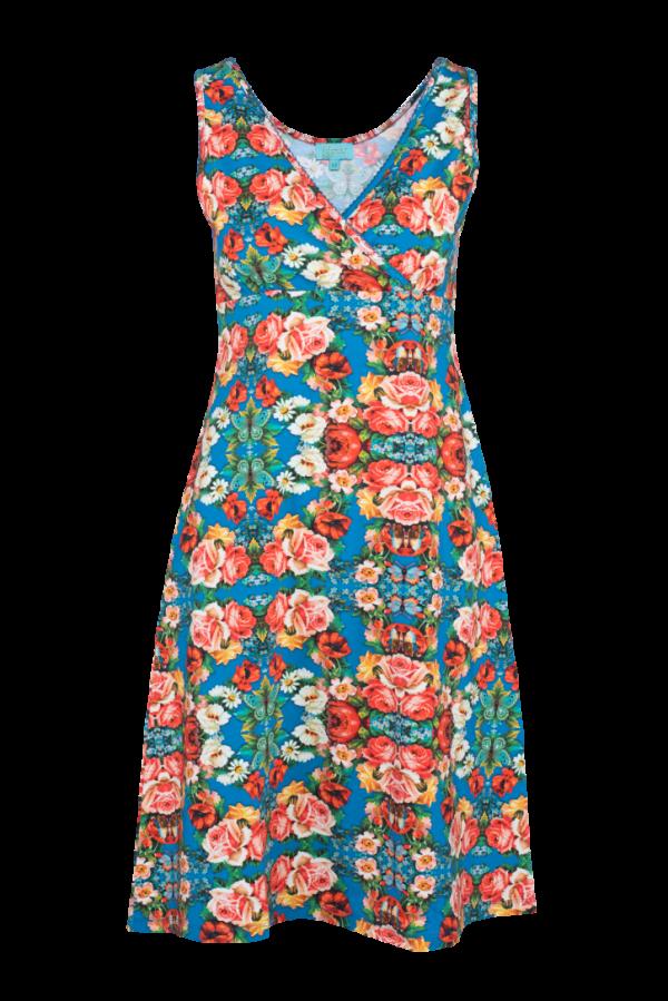 Singlet Dress Rose (LASU 2160) Dresses Summer 21 Image 5