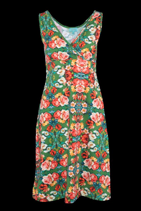 Singlet Dress Rose (LASU 2160) Dresses Summer 21 Image 4