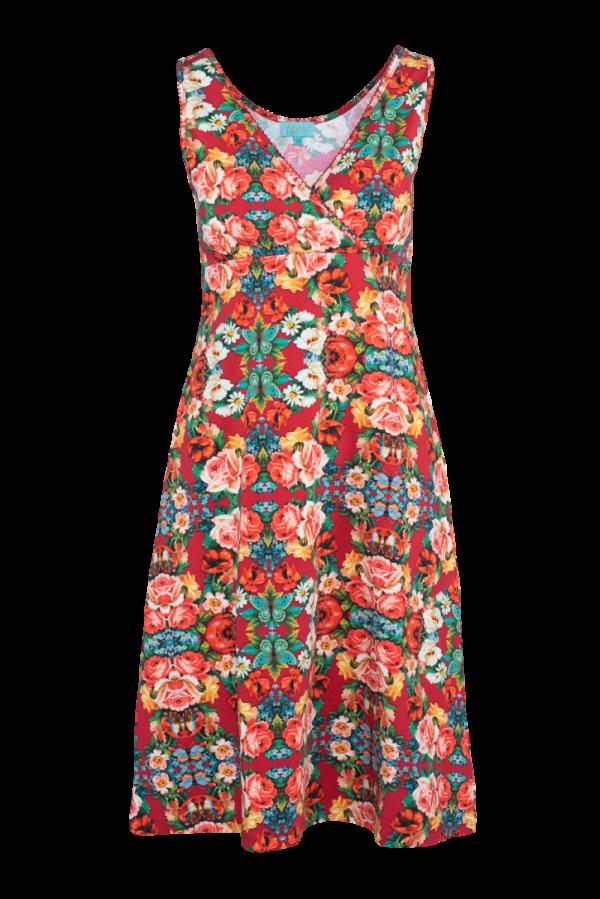 Singlet Dress Rose (LASU 2160) Dresses Summer 21 Image 3