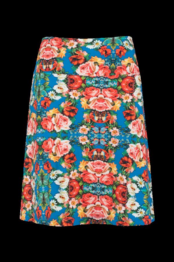 A-Line Skirt Rose (LASU 2163) Skirts Image 5