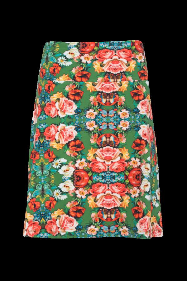 A-Line Skirt Rose (LASU 2163) Skirts Image 2
