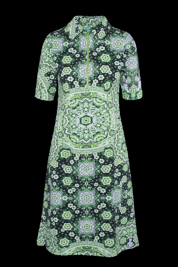 Zipper Dress Dutch (LASU 2170) Dresses Image 4