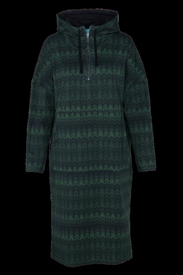 Loose Sweater Dress Kangaroo (LAWI_2121) Dresses Winter 21 Image