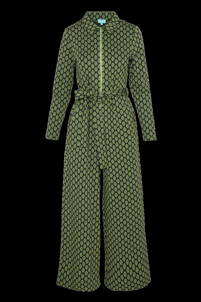 Zipper Jumpsuit Drop (LAWI_2164) Jumpsuits & Pants Winter 21 Image
