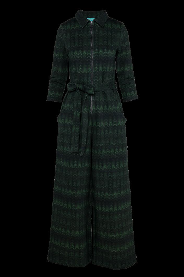 Zipper Jumpsuit (LAWI_2125) Jumpsuits & Pants Winter 21 Image 3
