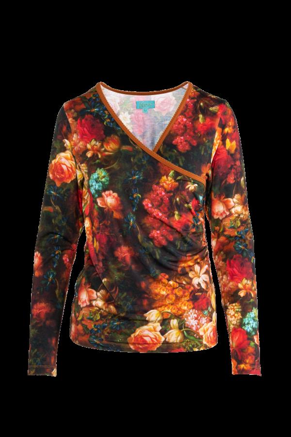 Wrap Shirt (LAWI_2142) Singlets, Shirts & Sweaters Winter 21 Image 2