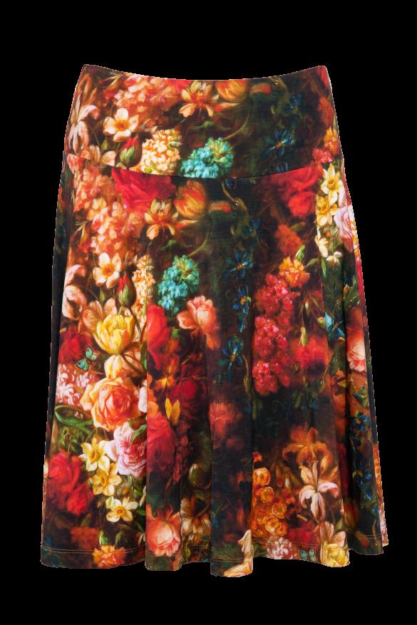 Circle Skirt (LAWI_2144) Skirts & Petticoats Winter 21 Image