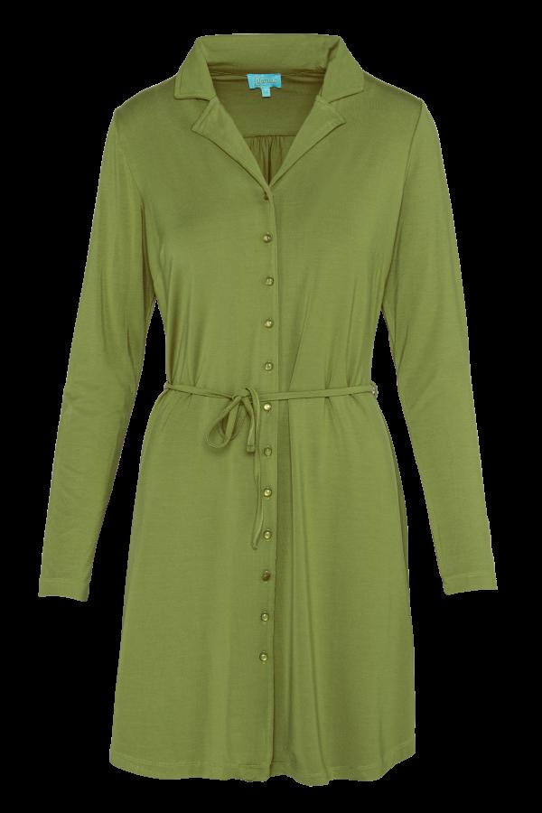 Blouse Dress Plain (LAWI_2150) Blouses Winter 21 Image 5