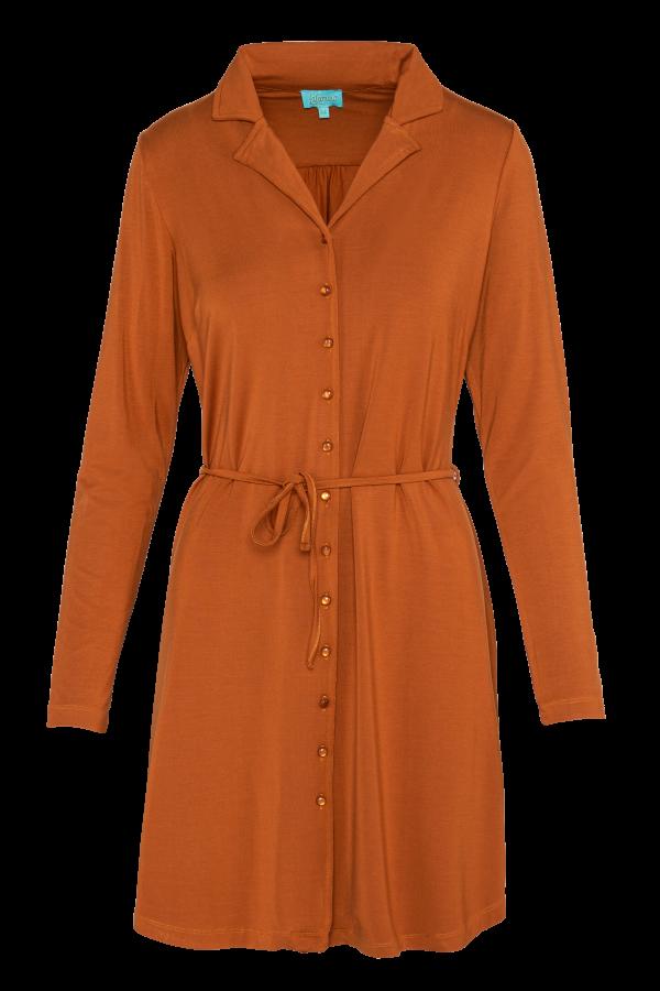 Blouse Dress Plain (LAWI_2150) Blouses Winter 21 Image 4