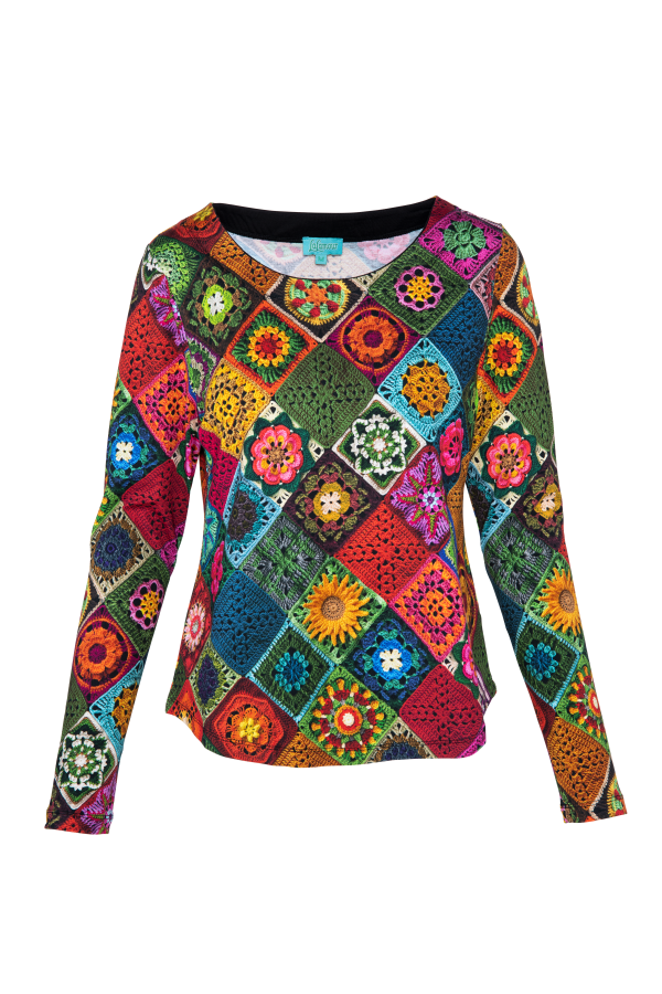 Loose Shirt (LAWI_2112) Singlets, Shirts & Sweaters Winter 21 Image 2