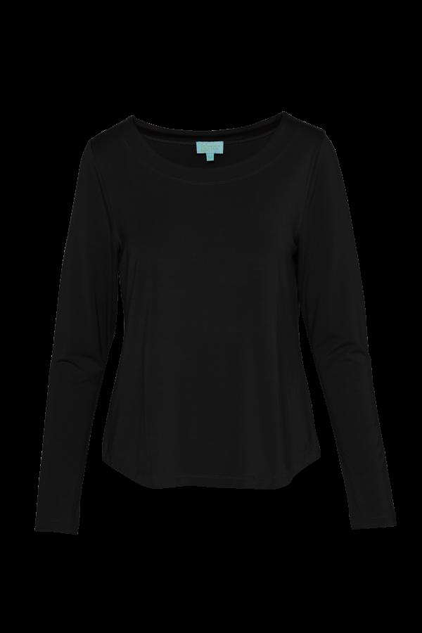 Loose Shirt Plain 2151 Singlets, Shirts & Sweaters Winter 21 Image 4