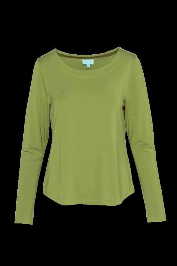 Loose Shirt Plain 2151 Singlets, Shirts & Sweaters Winter 21 Image 3