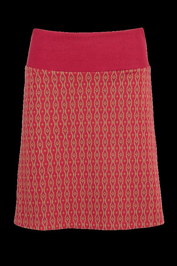A-Line Skirt Eye (LAWI_2175) Skirts & Petticoats Winter 21 Image 3