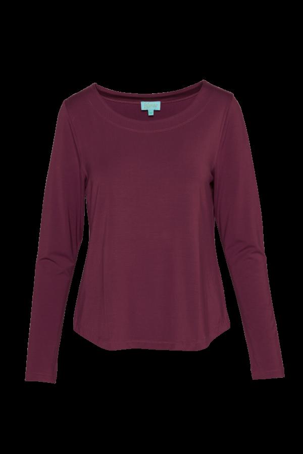 Loose Shirt Plain 2151 Singlets, Shirts & Sweaters Winter 21 Image 6