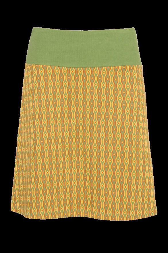 A-Line Skirt Eye (LAWI_2175) Skirts & Petticoats Winter 21 Image 2