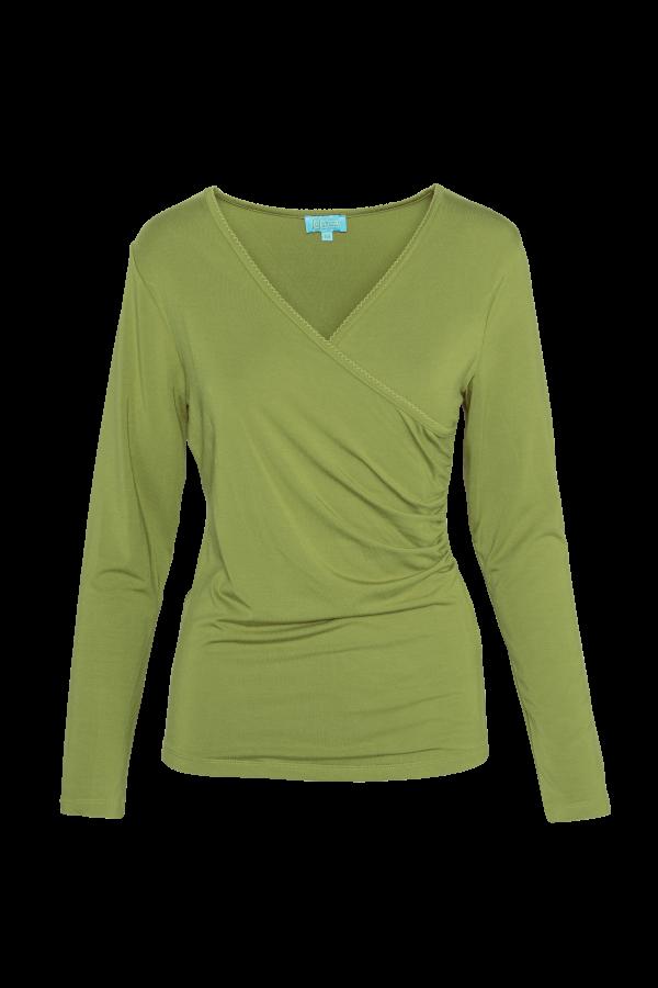 Wrap Shirt Plain (LAWI_2152) Singlets, Shirts & Sweaters Winter 21 Image 5