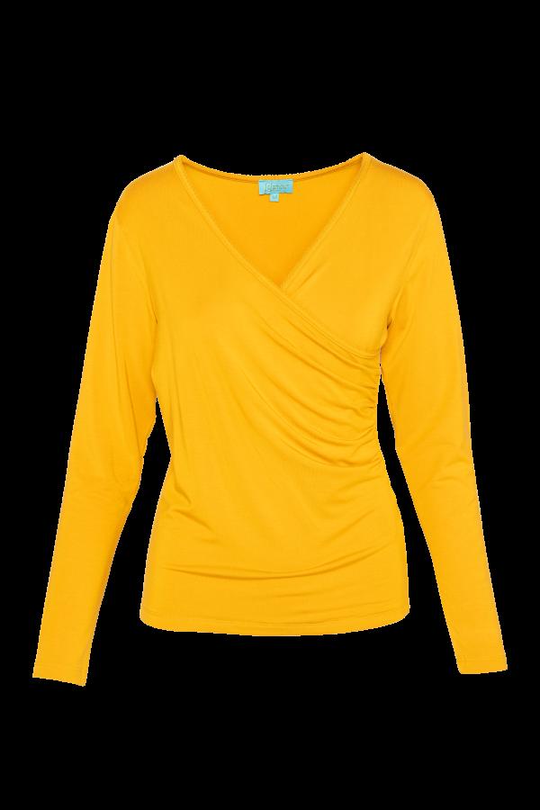 Wrap Shirt Plain (LAWI_2152) Singlets, Shirts & Sweaters Winter 21 Image 3