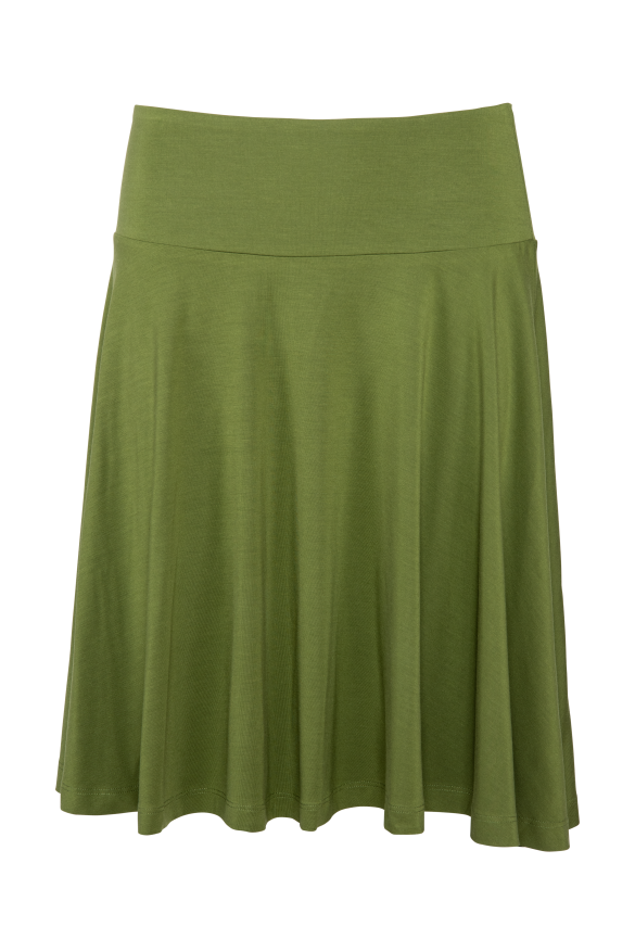 Circle Skirt Plain (LAWI_2155) Skirts & Petticoats Winter 21 Image 6