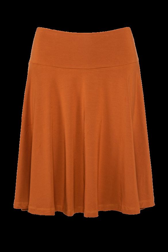 Circle Skirt Plain (LAWI_2155) Skirts & Petticoats Winter 21 Image 4