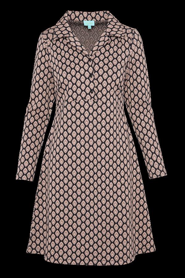 Collar Dress Drop (LAWI_2160) Dresses Winter 21 Image 4