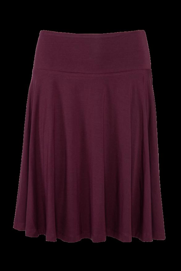 Circle Skirt Plain (LAWI_2155) Skirts & Petticoats Winter 21 Image 3