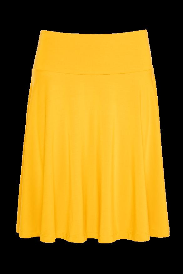 Circle Skirt Plain (LAWI_2155) Skirts & Petticoats Winter 21 Image